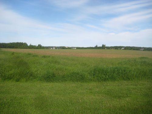 pei view prince edward island fields