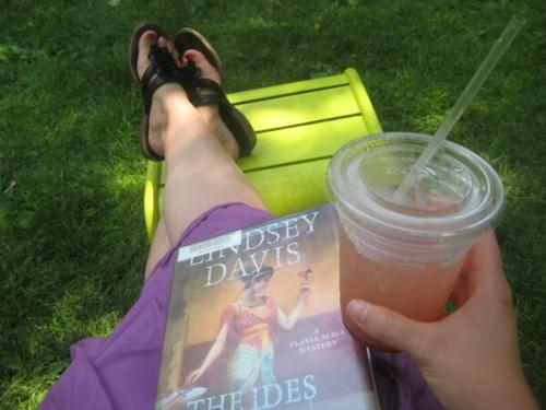 book limeade harvard yard summer