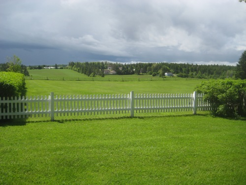 pei view l.m. montgomery homestead