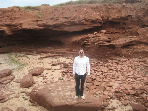 jer rocks cavendish beach pei