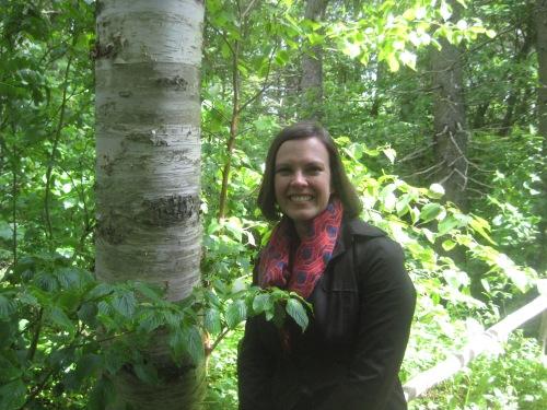 birch trees haunted wood green gables pei