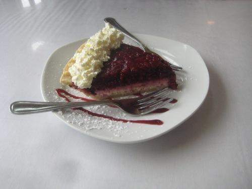 raspberry cream cheese pie pei