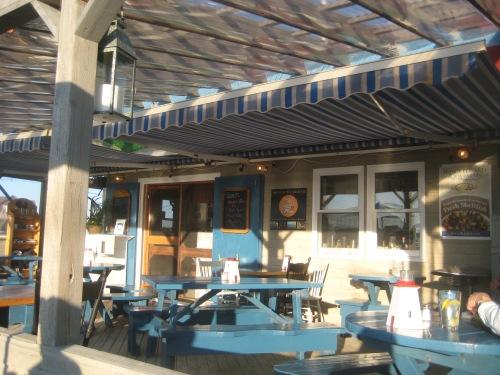 blue mussel cafe pei