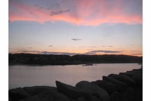 rockport ma sunset
