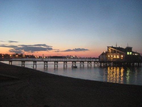 sunset beach boston ma