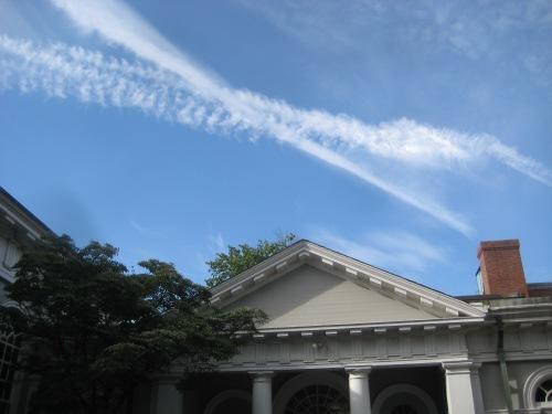 blue sky cambridge