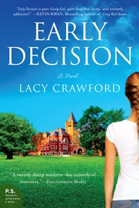 early decision cover lacy crawford