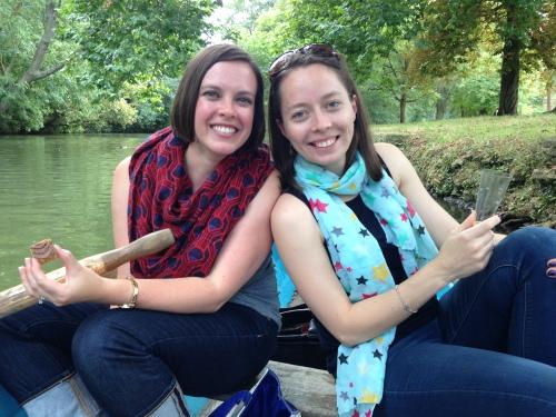 katie lizzie rowing