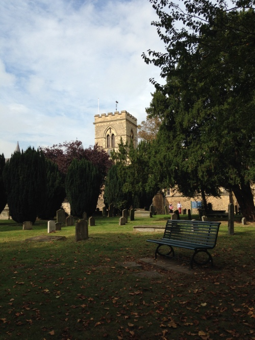 st giles church oxford england
