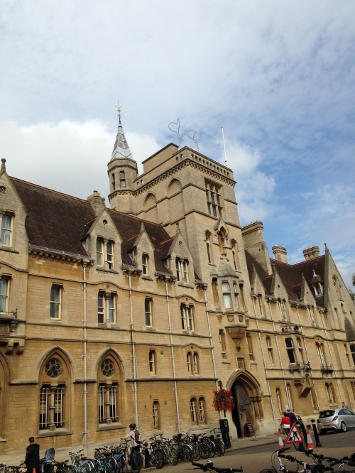 balliol college oxford uk