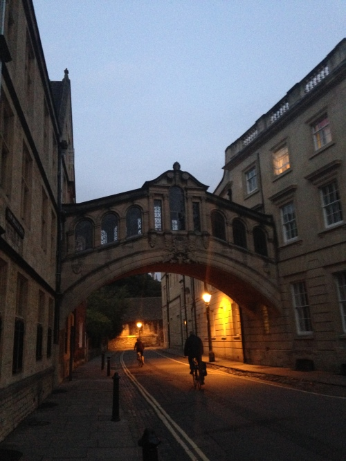 bridge of sighs twilight oxford