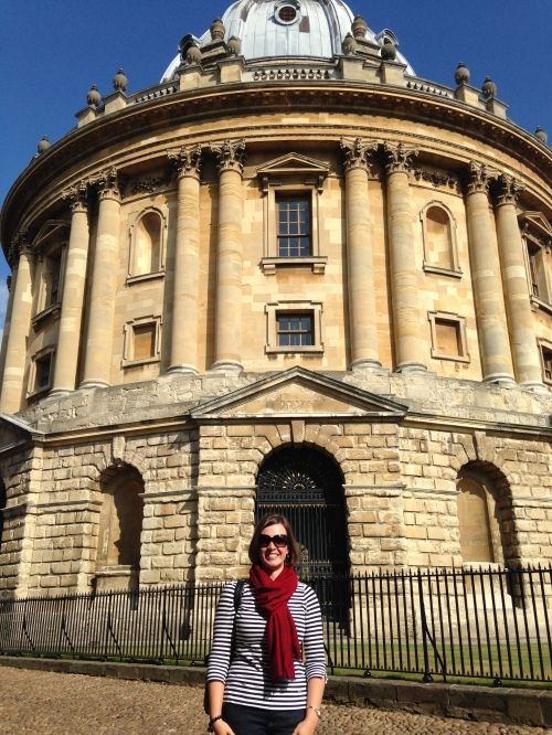 katie radcliffe camera oxford