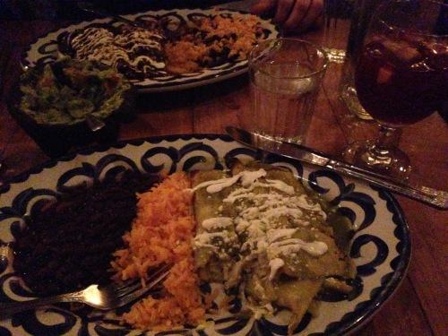 enchiladas chavelas brooklyn