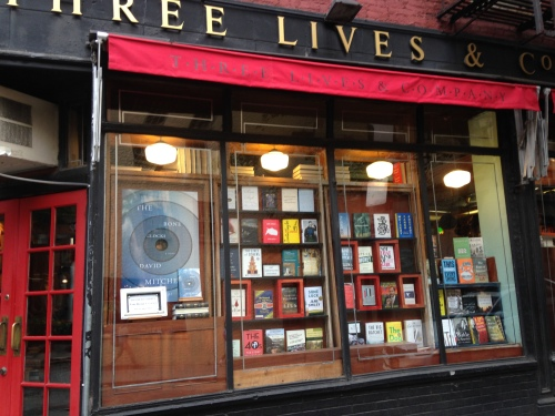 three lives and co bookstore nyc