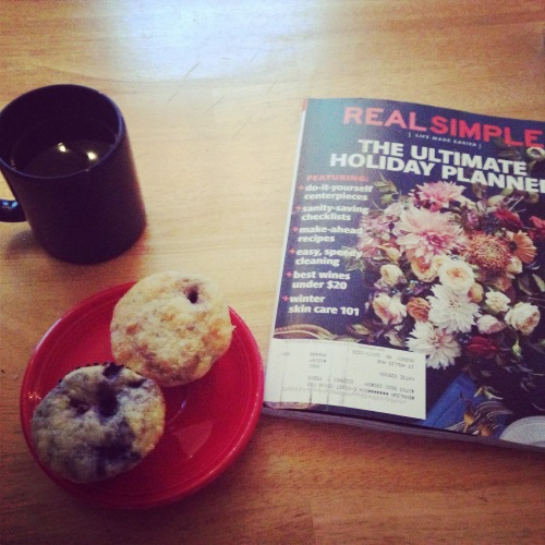 muffins mug real simple magazine breakfast