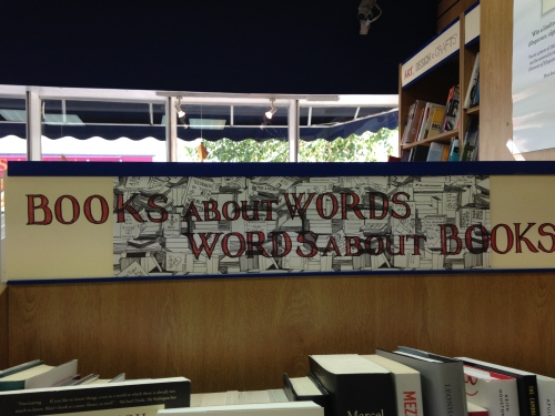 books about words photo