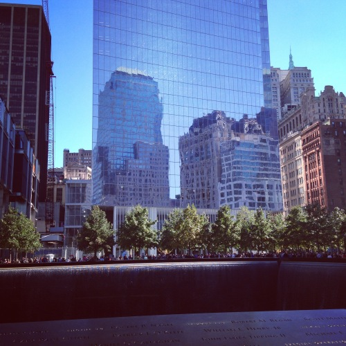 sept 11 memorial reflection