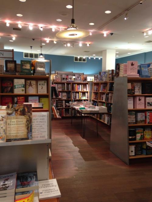 mcnally jackson books nyc interior
