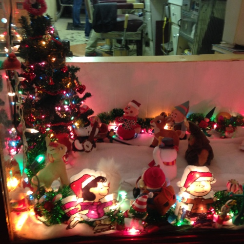 rudolph christmas barbershop cambridge