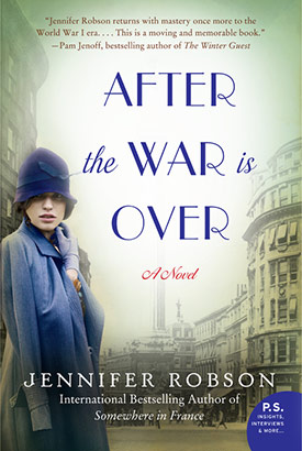 after the war is over book cover