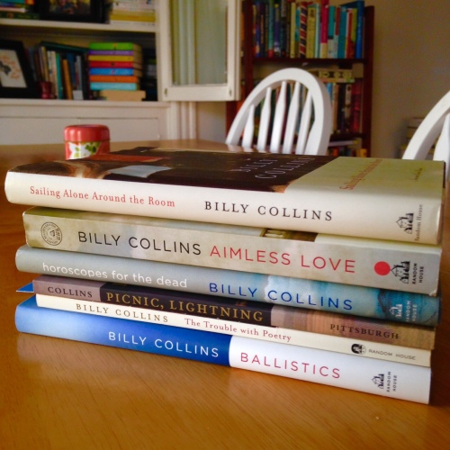 billy collins books poetry
