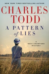 a pattern of lies cover charles todd