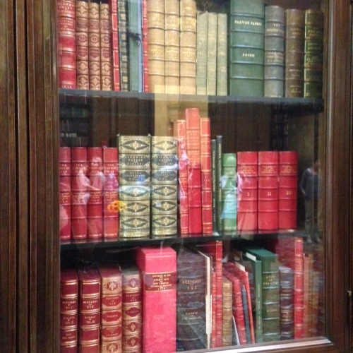 books widener library harvard dickens