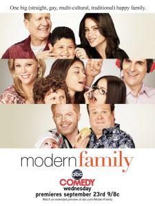 modern family promo poster season 1