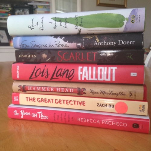 2015 favorite books