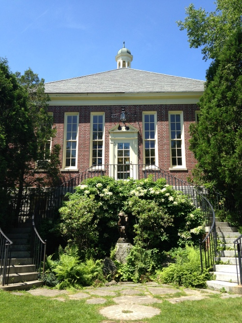 camden maine public library