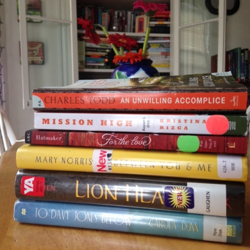 july books 1