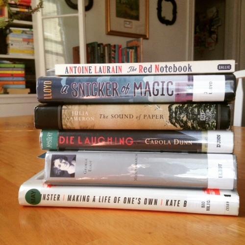august books 1