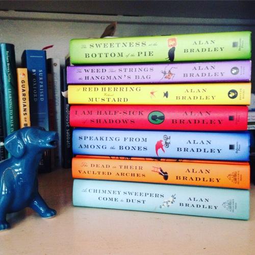 flavia de luce series books mysteries