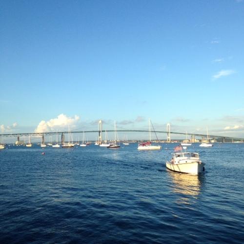 jamestown harbor rhode island