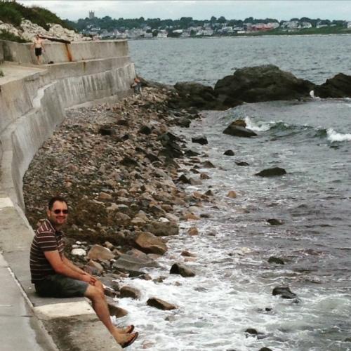 jer newport cliff walk