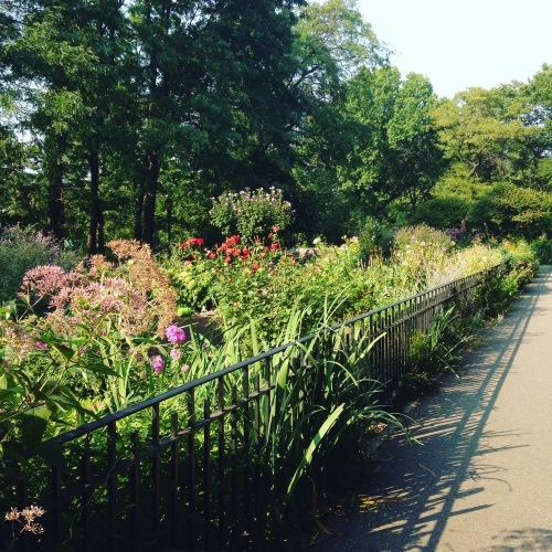 91 street garden riverside park nyc