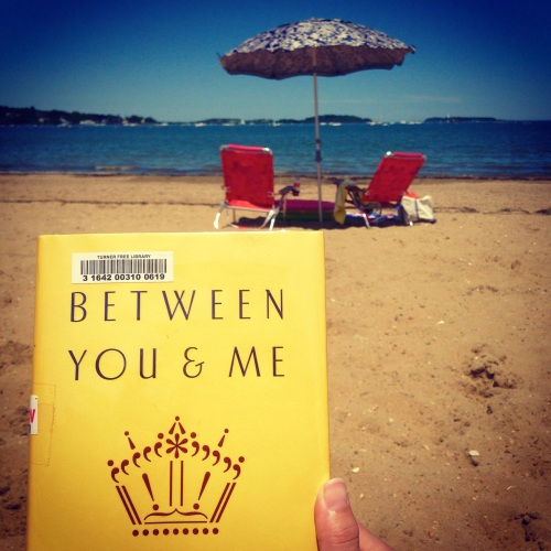 between you and me beach