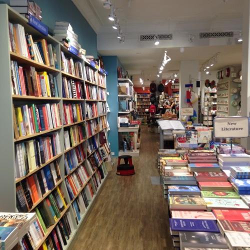 book culture columbus interior nyc