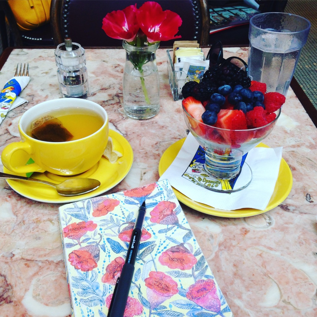 cafe lalo table berries teacup