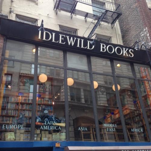 idlewild books nyc exterior