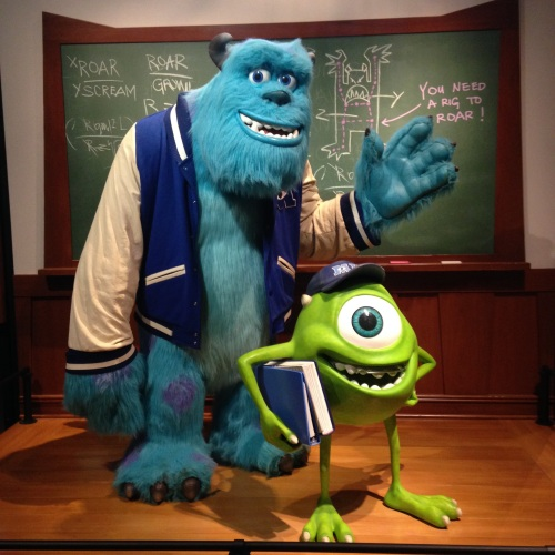 mike sully monsters inc