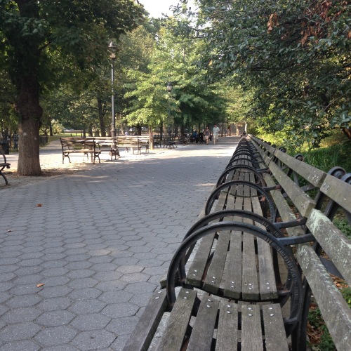 riverside park benches