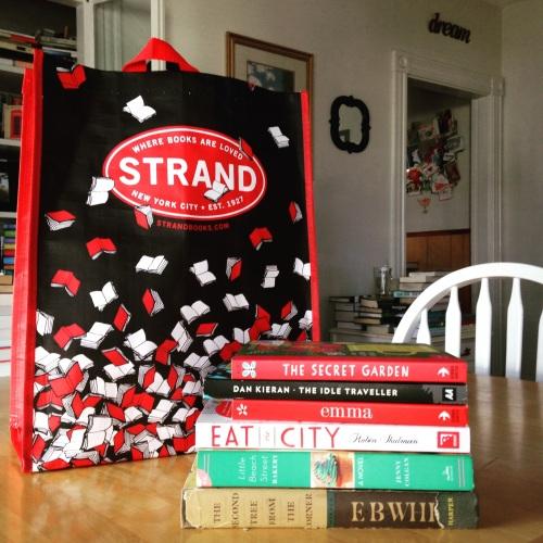 strand books bag