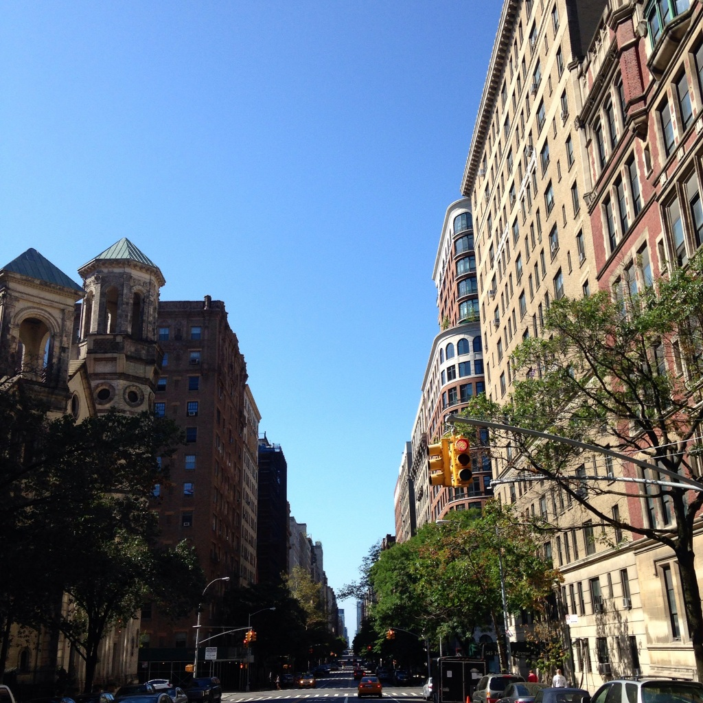 upper west side view