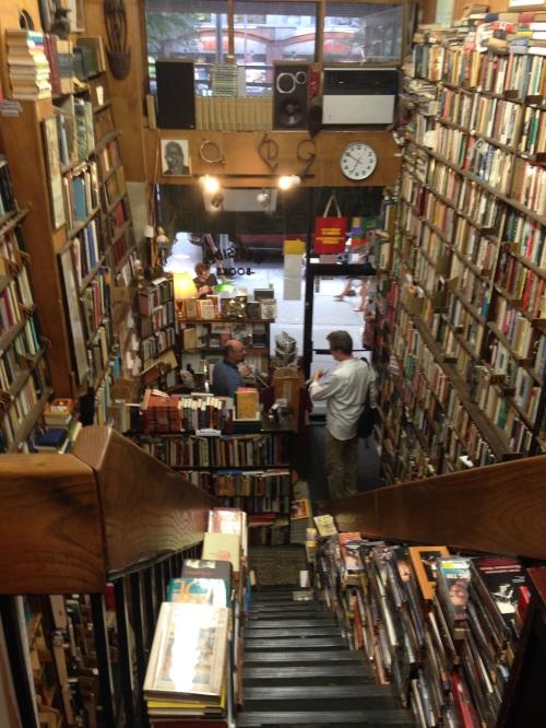 westsider used books nyc
