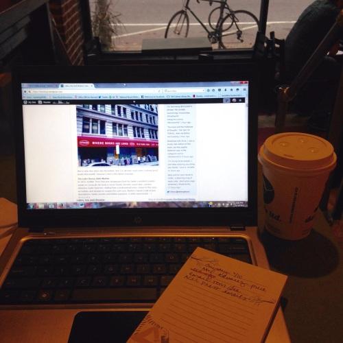 laptop darwins chai