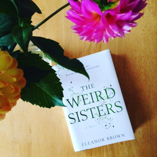 weird sisters novel flowers