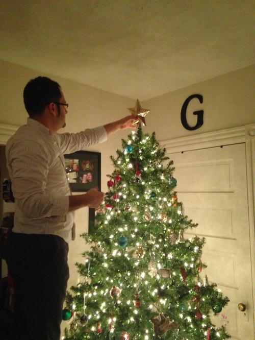 jer christmas tree star