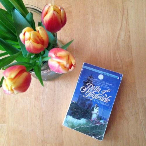 rilla of ingleside book tulips