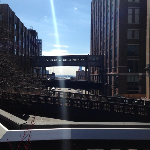 high line bridge nyc